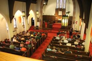 Wesley United Methodist Church, Ottumwa, IA