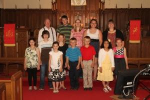 Students of Gail Masinda