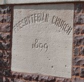 Cornerstone, First United Presbyterian Church