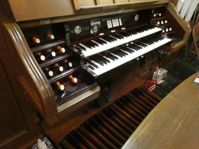 1912 J.P. Moller Organ, Avon Federated Church, Avon, Illinois